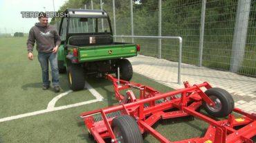 Wiedenmann – Maintenance equipment for artificial turf