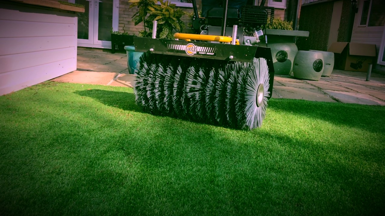Astro Turf Garden >> 3D Grass Powerbrush Cleaning - Artificial Grass Cleaner - Buy, Install and Maintain Artificial Grass